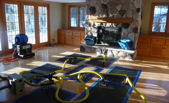 Water & Fire Damage Restoration in Westchester, NY